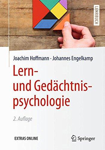 Lern- und Gedächtnispsychologie (Springer-Lehrbuch)