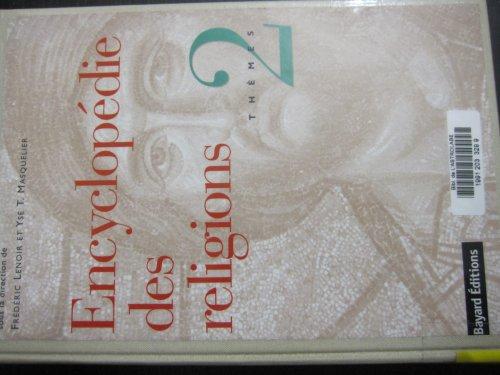 Encyclopédie des religions par Frédéric Lenoir