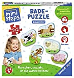 Badepuzzle Bauernhof: Ab 18 Monaten (ministeps Spiele)
