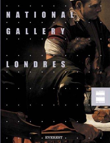 National Gallery. Londres. Grandes Museos del Mundo por Tarabra  Daniela