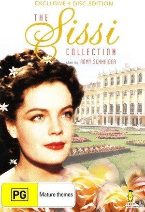 The Sissi Collection - 4-DVD Set ( Sissi / Sissi - Die junge Kaiserin / Sissi - Schicksalsjahre einer Kaiserin / Mädchenjahre einer Königin )
