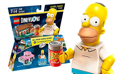 LEGO Dimensions – Level Pack – Simpsons - 12