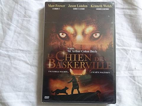 DVD Le chien des Baskerville