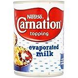 Carnation Nestlé Relleno 410g De Leche Evaporada (Paquete de 6)