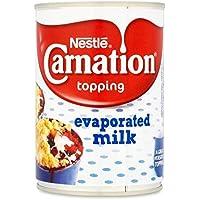 Carnation Nestlé Relleno 410g De Leche Evaporada (Paquete de 2)