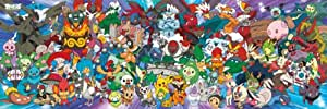 Pokemon Best Wishes 432pieces Jigsaw Puzzle 432-L01 (japan import)