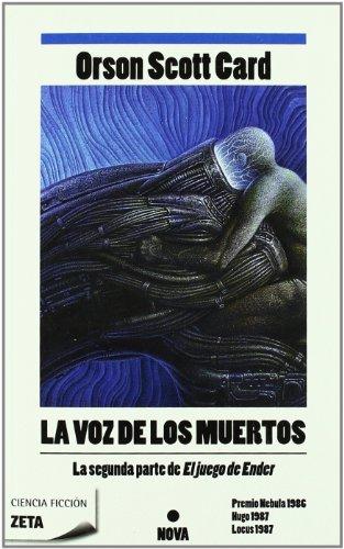 La voz de los muertos (Saga de Ender 2) (B DE BOLSILLO)