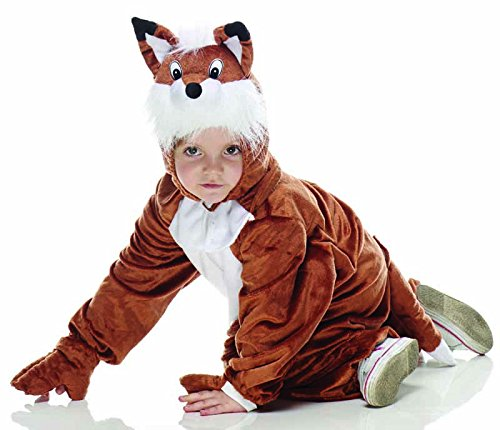 Rubie's Rubie s it30625-todd-Kostüm Morbidosi: Volpino, Kind, Größe Toddler