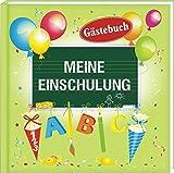 AV Andrea Verlag Album Meine Einschulung Gästebuch Einschulung Schulkinder Kinder Schultüte Schulanfang Zuckertüte Geschenk zur Eintragebuch (Album Meine Einschulung 12636)
