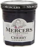 Mercers Cherry Conserve 340 g (Pack of 3)