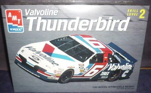 amt-ertl-valvoline-thunderbird-8189-skill-level-2-1-25-model-kit-car-by-valvoline-thunderbird