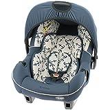 Obaby Group 0+ Infant Car Seat (Little Sailor)