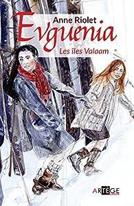 Evguenia par Anne Riolet
