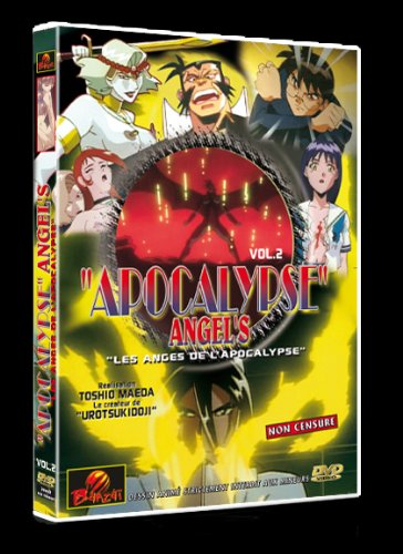Apocalypse Angel's vol 2 - manga