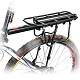 Bike Cycling Sport Rear Carrier Rack Seat Bicycle Disc Brake/V-brake Cargo Shelf by Sunspot