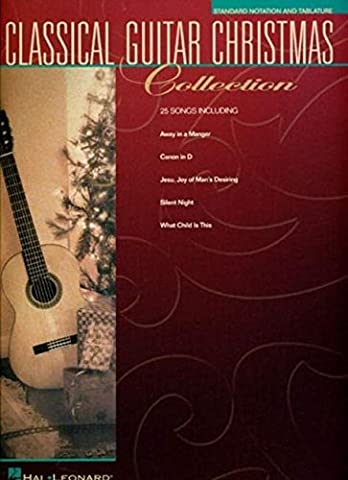 Classical Guitar Christmas Collection Tab (Guitar Book) (Christmas Guitar Tab)