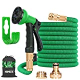 HOMOZE 100FT Expandable Garden Hose All New Expanding Water Hose Pipe with Durable