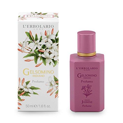 L'Erbolario Gelsomino - Jasmin Eau de Parfum, 1er Pack (1 x 50 ml)