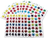 700 Coloured Stars