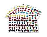 Kids B Crafty Sternaufkleber, verschiedene Farben, 700 Stück