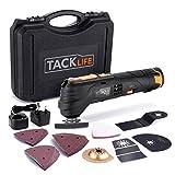 Tacklife Oscillating Tool Cordless 12V, 2.0Ah