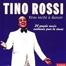 Tino Rossi vous invite � danser (24 grands succ�s)