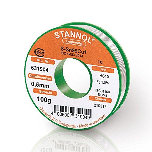 stannol-lotdraht-typ-hs10-legierung-tc-sn99cu1-05-mm-100-g-spule-1-stuck-631904