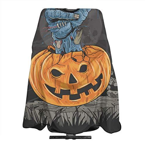 Pumpkin Zombie Hand Halloween Artwork Professional