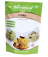 My Nutri Meal Ready To Make and Eat Upma, Pack of 4