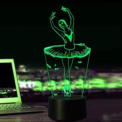 lampe danse