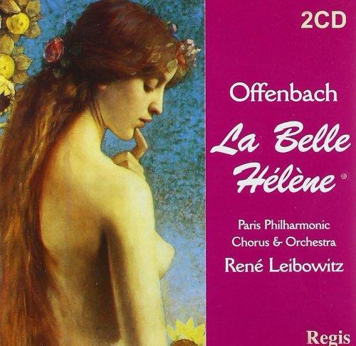 Offenbach : La belle Hélène. Leibowitz