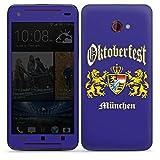 DeinDesign HTC Butterfly S Case Skin Sticker aus Vinyl-Folie Aufkleber Oktoberfest München Bayern