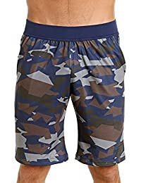 BERMUDA POLYESTER CAMOUFLAGE NAVY 02762 - MODUS VIVENDI - Camouflage - Homme