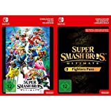 : Super Smash Bros. Ultimate [Switch Download Code] + Fighter Pass [Switch - Download Code]