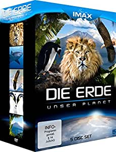 Seen On IMAX: Erde - Unser Planet (5 DVDs)