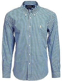 Ralph Lauren Slim Fit Chemises vérifiées pour hommes