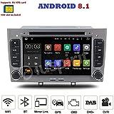 ANDROID 8.1 4G LTE GPS DVD USB SD WI-FI autoradio 2 DIN navigatore Peugeot 308 / Peugeot 408