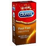 Durex Preservativos Real Feel 12 unidades