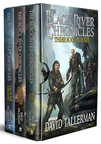 The Black River Chronicles Three Book Box Set: Level One, The Ursvaal Exchange, and Eye of the Observer (Black River Academy) (English Edition)