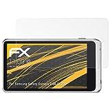 atFolix Schutzfolie für Samsung Galaxy Camera 2 (EK-GC200) Displayschutzfolie - 3 x FX-Antireflex blendfreie Folie