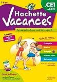 Hachette vacances : Du CE1 au CE2 (7-8 ans)
