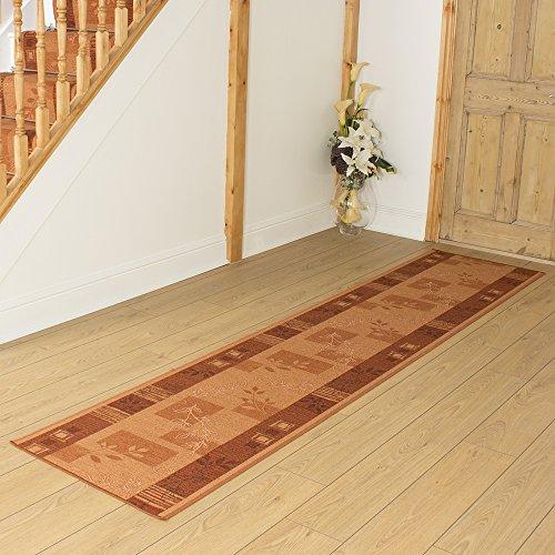 Agadir Terracotta - Long Hall & Stair Carpet Runner