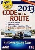 Code de la route 2013 - TF1 Entreprises - 30/01/2013