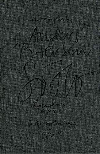 Soho : London MMXI par Anders Petersen