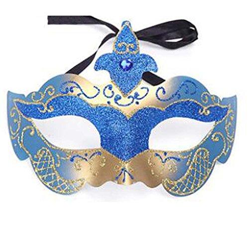 Halloween Maske Maskerade Kostüm Kinder Spielzeug Kinder Maske Handgefertigt (18x12 cm)