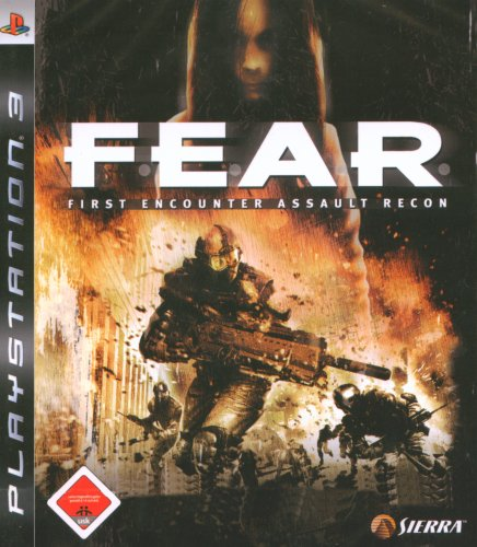 Fear Ps3 3 (F.E.A.R. - First Encounter Assault Recon)