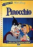 Walt Disney: Pinocchio Con I Fotogrammi Originali (I Grandi Film, 1995)