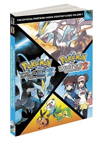 Pokemon Black Version 2 & Pokemon White Version 2 Scenario Guide: The Official Pokemon Strategy Guide: 1 (Prima Official Game Guides: