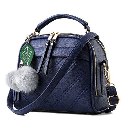 Syknb Das Paket Der Neuen Welle Der Frauen Der Weiblichen Taschen Koreanische Version Des Frischen Mode Schulter Messenger Bag, D D
