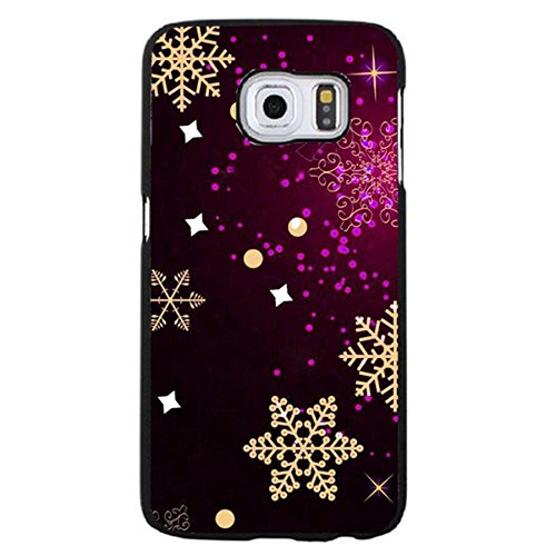 Samsung Galaxy S6 Edge Plus Delicate Wonderful Design Scenery Figure Exquisite Snowflake Cover Case for Samsung Galaxy S6 Edge Plus Most Attractive Cute Sports Snowflake Series Phone Case